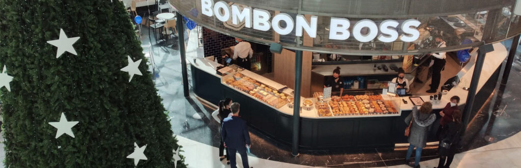 Bombon Boss aterriza en Madrid