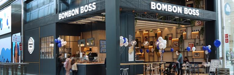 Descubre tu nuevo Bombon Boss en Madrid Río.