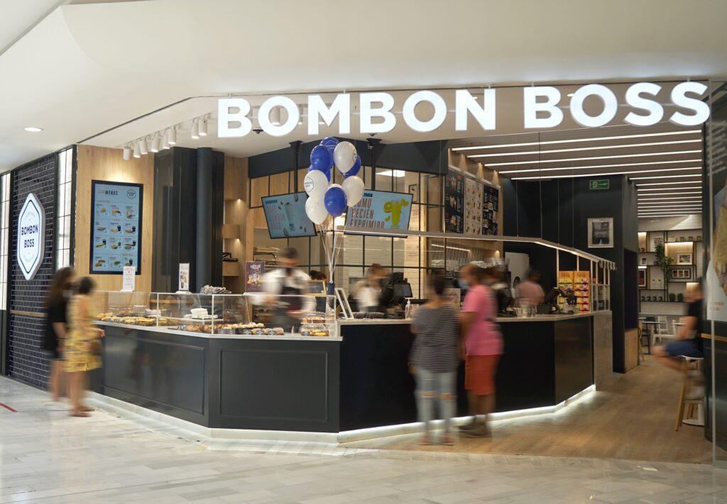 ¡Bombon Boss sigue creciendo en Madrid!