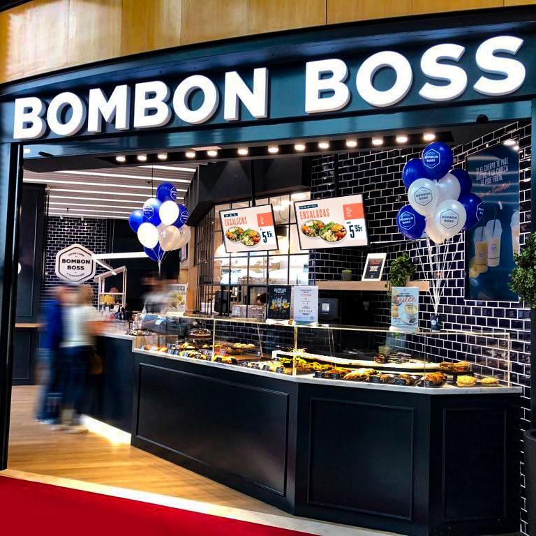 Bombon Boss sigue creciendo... Kaixo, Bilbao!